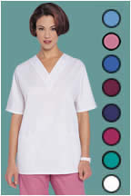 V-Neck Tunic  (759/4700) unisex SALE!